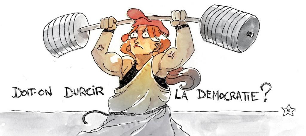 duredemocratie
